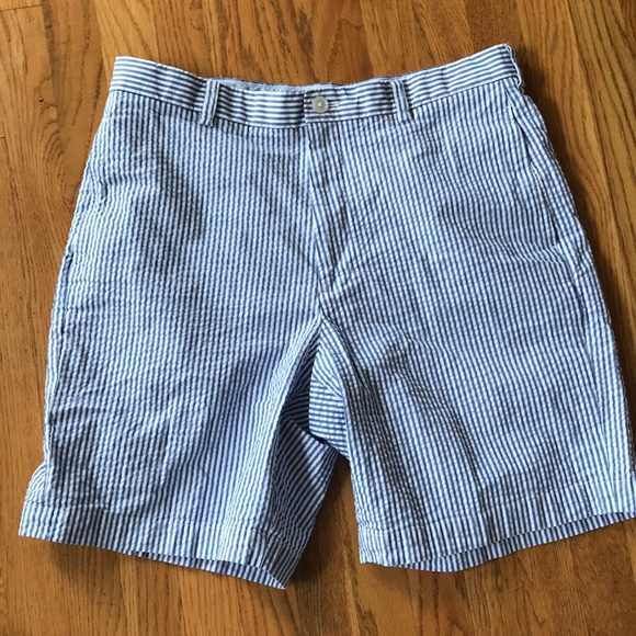 a1c82ddf112 Brooks Brothers Other - Brooks Brothers seersucker shorts